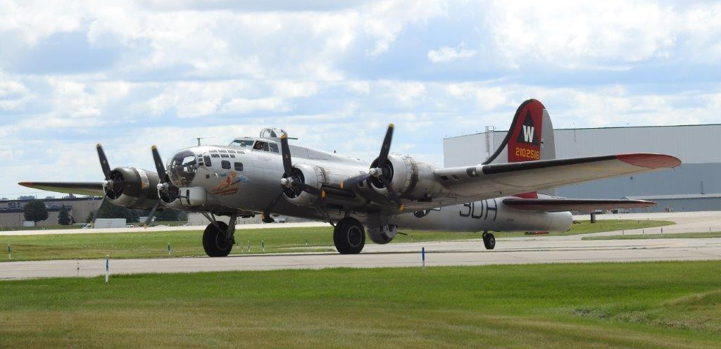 Oshkosh B17 Flying Fortress