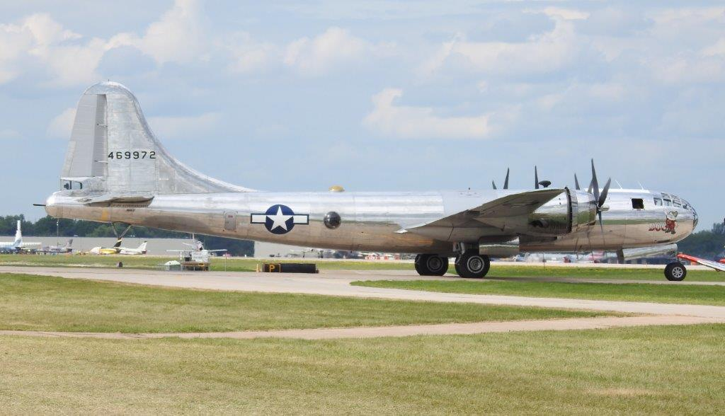 Oshkosh B29 Super Fortress