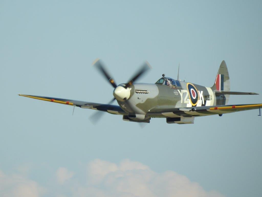 Oshkosh Spitfire