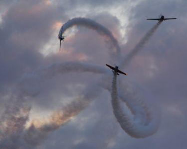 Air Bandits finale