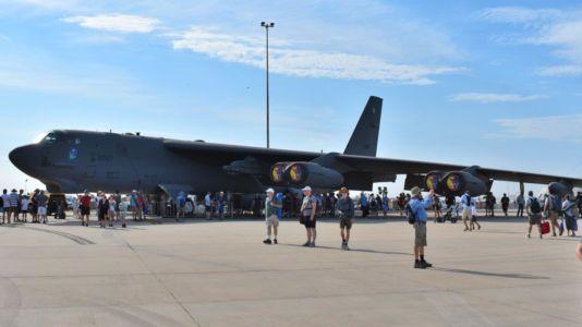 RAAF B-52