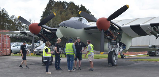 D-Day Mosquito