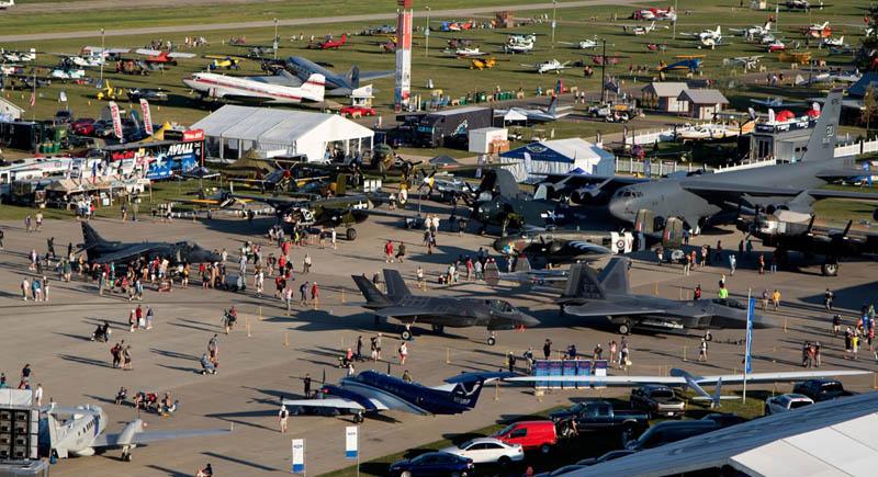 EAA - Oshkosh Airshow