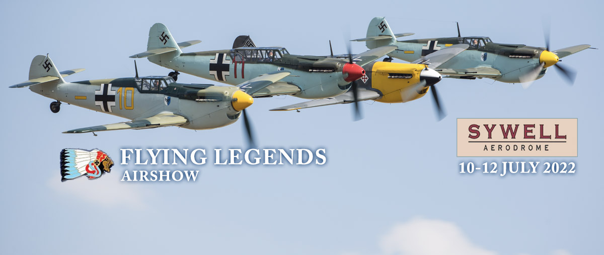 Permalink to: 2022 Flying Legends Airshow: Sywell Aerodrome, UK