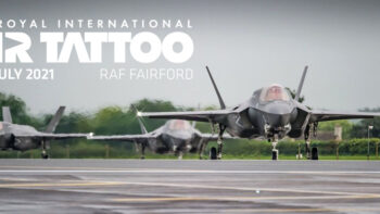 Permalink to: Royal International Air Tattoo (R.I.A.T.) 2021