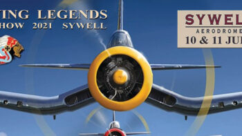 Permalink to: 2021 Flying Legends Airshow: Sywell Aerodrome, UK