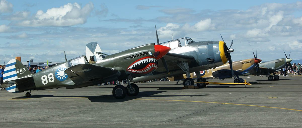 Permalink to: Warbirds over Wanaka 2020