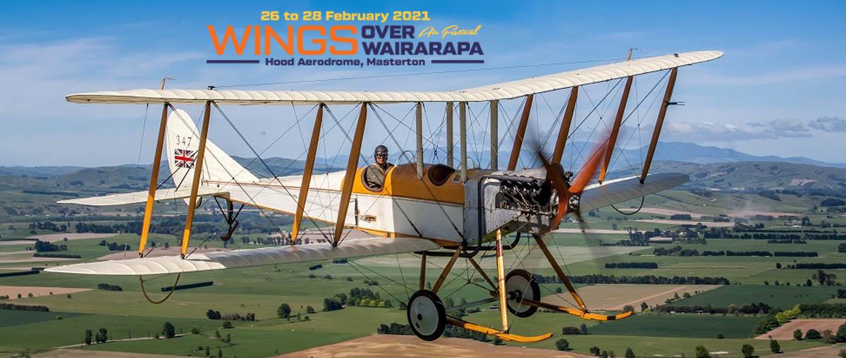 Permalink to: Wings over Wairarapa 2021